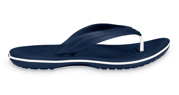 Crocs Crocband Flip Sandals Unisex Navy